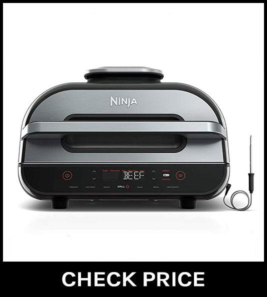 Ninja Foodi Smart Grill